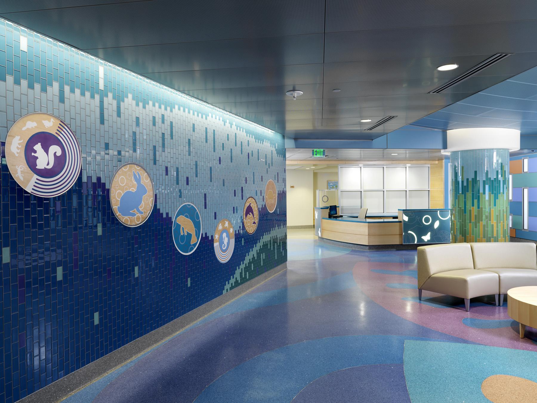 Design Aesthetics Arts in Medicine Shands HealthCare