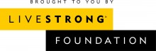 LIVESTRONG-« Brought to you by 2-color